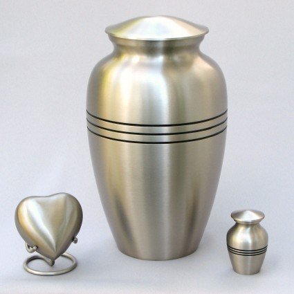 Classic Pewter | Bakerview Crematorium & Celebration Centre