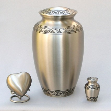 Venetian Pewter | Bakerview Crematorium & Celebration Centre