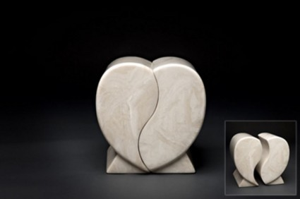 Marble Heart Companion | Bakerview Crematorium & Celebration Centre