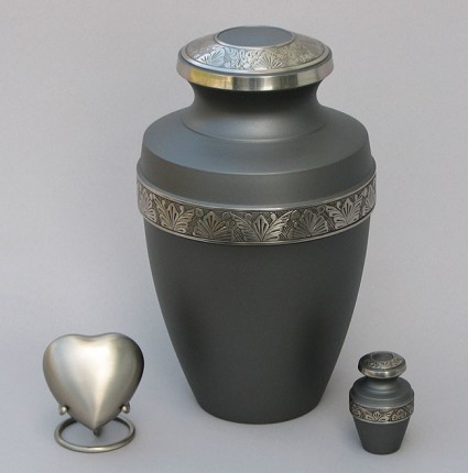 Grecian Pewter | Bakerview Crematorium & Celebration Centre