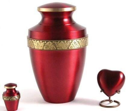 Grecian Crimson | Bakerview Crematorium & Celebration Centre